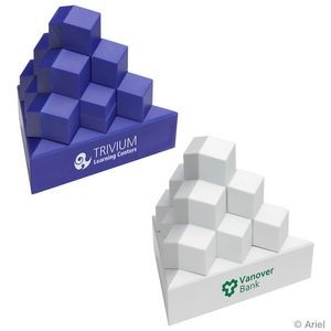Pyramid Stack Puzzle Set